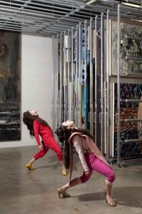 Pictured: Kristin Van Loon, Arwen Wilder Photo by: Gene Pittman for Walker Art Center